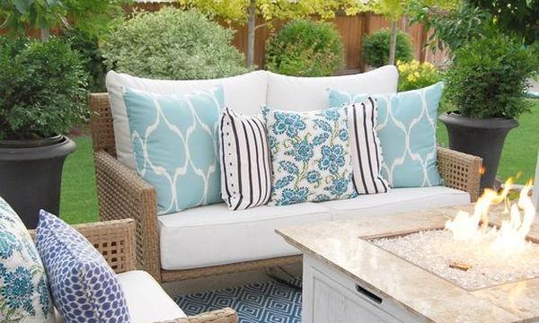 Διακόσμηση εξωτερικού χώρου: Είκοσι όμορφες ιδέες για το σπίτι σας (pics)