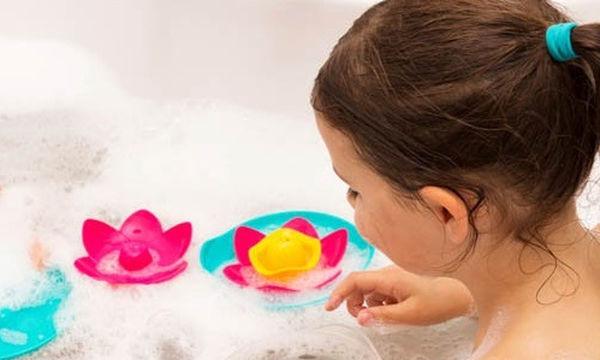 Μετατρέψτε τη μπανιέρα σε μια παραμυθένια νεραϊδολίμνη