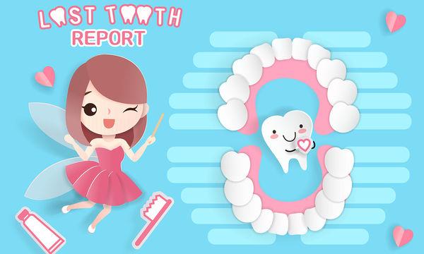 Το παιδί σου μεγάλωσε και αλλάζει δόντια: 4 ιδέες για να το κάνεις να νιώσει ξεχωριστό