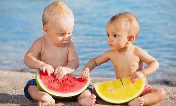 Πώς θα ετοιμάσω υγιεινά snacks για την παραλία;