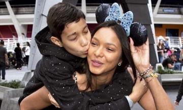 Ο διάσημος άγγελος της Victoria Secret  τιμά τον γιο της που έχει αυτισμό με ένα tattoo