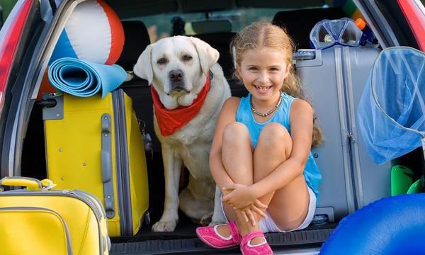 Φεύγετε για διακοπές; Τι πρέπει να έχετε μαζί σας