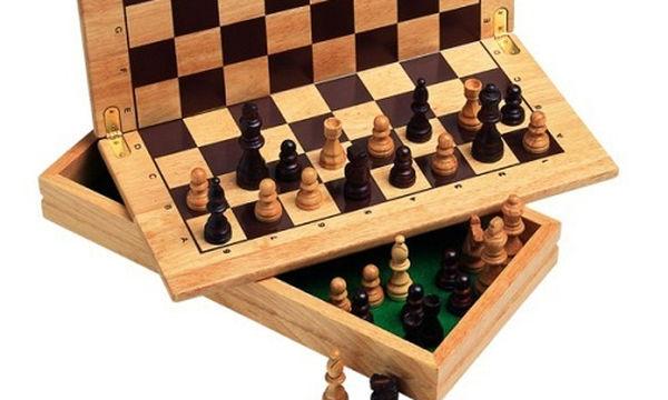 Σκάκι με σπαστή σκακιέρα: Ιδανικό και για την παραλία