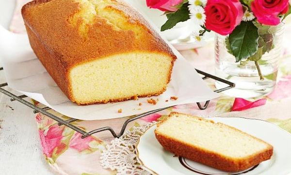 Συνταγή για μυρωδάτο κέικ madeira