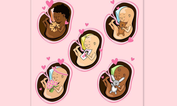Εγκυμοσύνη: Δείτε το μωράκι να μην αφήνει τη μαμά να κοιμηθεί (vid)