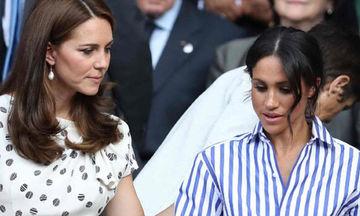 Τι συνέβη όταν ο πρίγκιπας Harry σύστησε την αγαπημένη του Meghan Markle στην Kate Middleton