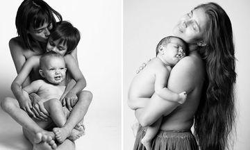 Πώς θα αγαπήσεις και πάλι το σώμα σου μετά την εγκυμοσύνη και τη γέννα