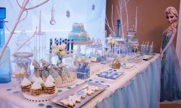 Παιδικό πάρτυ Frozen: 20 φανταστικές ιδέες για τα γενέθλια της κόρης σας
