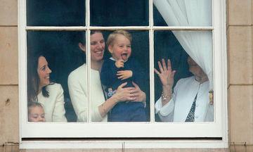 Ο δεσμός που έχει η βασιλική νταντά με τον πρίγκιπα George και την πριγκίπισσα Charlotte (pics)