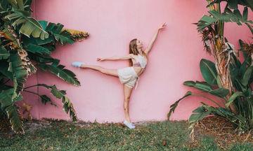 «Ναι» στη μέθοδο «Ballet Beautiful» για λεπτή μέση και άψογους κοιλιακούς