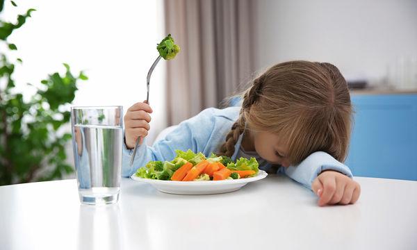 Παιδί και διατροφή: «Δεν τρώει τίποτα»!