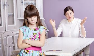 «Παιδί μου δεν σε αντέχω άλλο!» Λόγια που πονάνε και μας πονούν