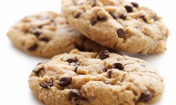 Νόστιμα cookies ιδανικά για την παραλία