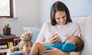 Πώς να ταΐσετε σωστά το μωρό σας με μπιμπερό