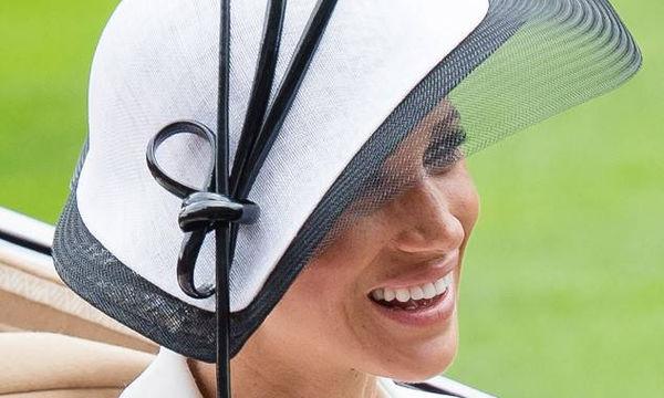 Meghan Markle: Οι πιο εντυπωσιακές εμφανίσεις της με καπέλο είναι αυτές (pics)