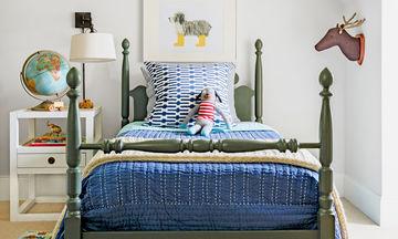 Παιδικό δωμάτιο: 20 ιδέες για να το διακοσμήσετε (pics)