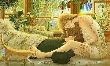 Τριάντα πέντε σκίτσα που αποτυπώνουν τη ζεστασιά της αγάπης (pics)