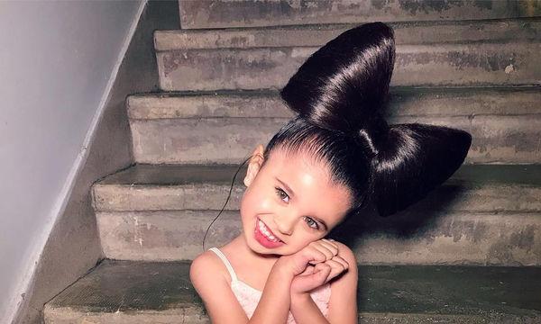 Αυτή η μικρή είναι ήδη Celebrity με grande εμφανίσεις! (pics)