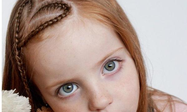 Τα πιο εντυπωσιακά χτενίσματα για τα μικρά μας κοριτσάκια (pics)