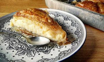 Γαλακτομπούρεκο: Η καλύτερη συνταγή είναι αυτή