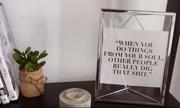 Αναβαθμίστε τον χώρο σας με πανέμορφα χειροποίητα διακοσμητικά (vid)