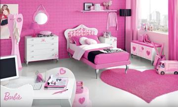 H μικρή σας λατρεύει τη Barbie; Δείτε ιδέες πως να διακοσμήσετε το παιδικό της δωμάτιο (vid)