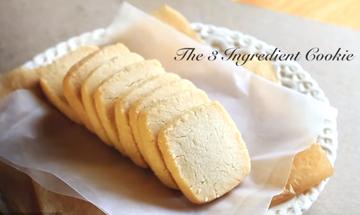 Συνταγή για μπισκότα: Πάρτε 3 υλικά και φτιάξτε νοστιμότατα βουτήματα (vid)
