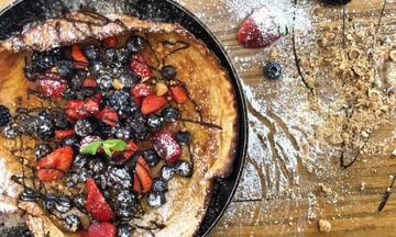 Η πιο νόστιμη και λαχταριστή συνταγή για να φτιάξετε Dutch Pancakes