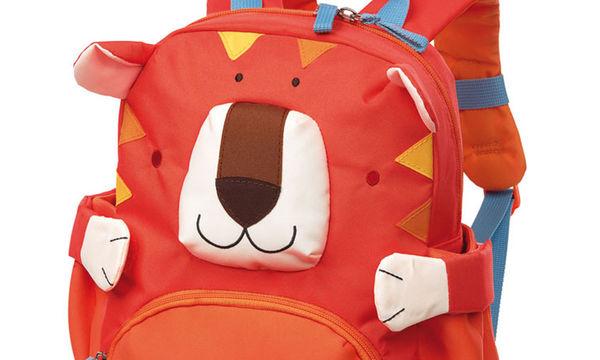 Τσάντα πλάτης νηπιαγωγείου 'Τιγράκι'