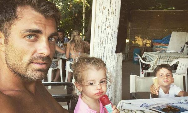 Ο Στέλιος Χανταμπάκης μας συστήνει καλύτερα την κόρη του Μαλένα μέσα από ένα αξιολάτρευτο βίντεο