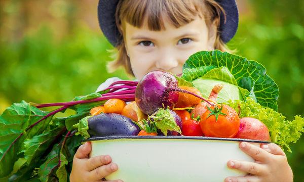 Πέντε δημιουργικοί τρόποι για να κάνετε τα παιδιά σας να φάνε λαχανικά