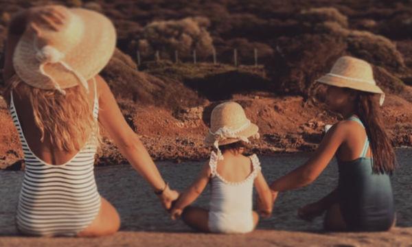 Despoina's little stories: «Μεγαλώνοντας τα παιδιά μου με τους φίλους μου»