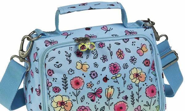 Ισοθερμική τσάντα φαγητού για τα κορίτσια σας