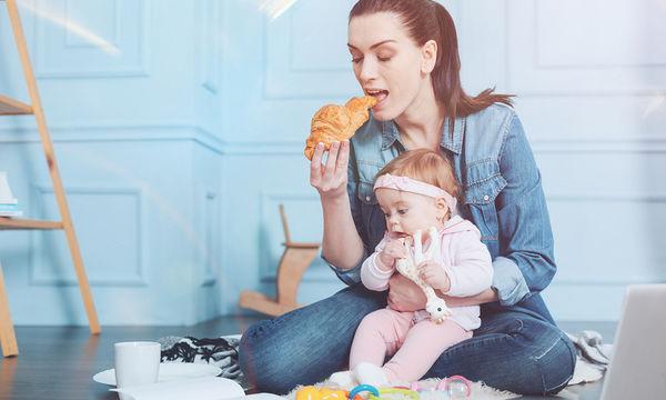 Δίαιτα μετά τη γέννα: Διατροφή για να χάσετε υγιεινά τα κιλά της εγκυμοσύνης