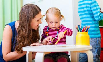Συμβουλές για να προετοιμάσετε το μικρό σας για την «πρεμιέρα» του στον Παιδικό σταθμό