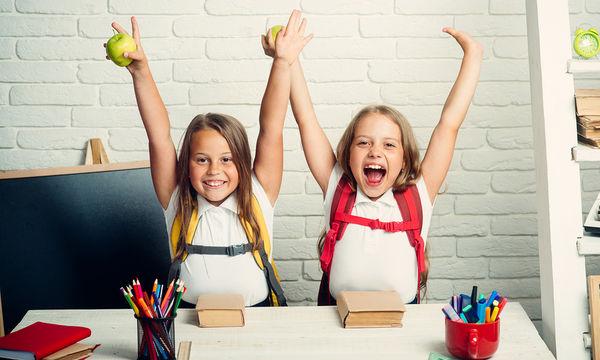 Βack to school: Πως να βοηθήσετε τα παιδιά σας να μάθουν να αγαπούν την εκπαίδευση