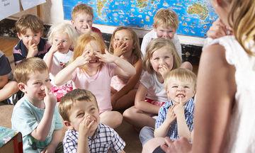 Πώς βοηθάει ένα παιδί ο βρεφικός σταθμός;