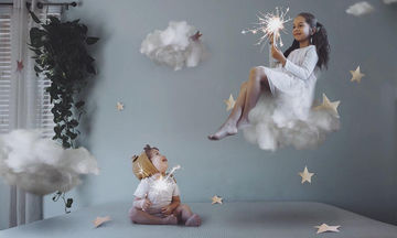 H μαμά αυτή βγάζει τις κόρες της τις πιο μαγικές φωτογραφίες (pics)