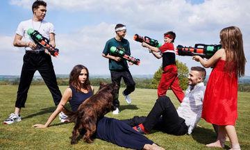 Η οικογένεια Beckham στο cover της Vogue – Oups! Λείπει ένας…