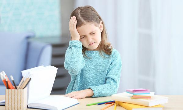 Το παιδί μου έχει πονοκέφαλο, να ανησυχήσω;