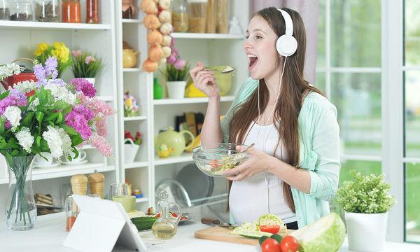 'Εξι τροφές που δεν πρέπει να λείπουν από την διατροφή της εγκύου