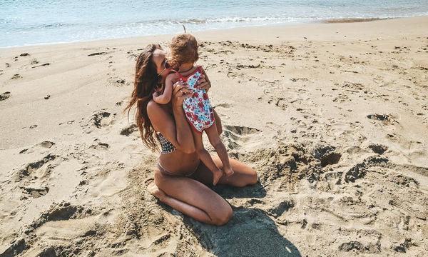 Ελληνίδα μαμά μας δείχνει την 1,5 ετών κόρη της (pics)