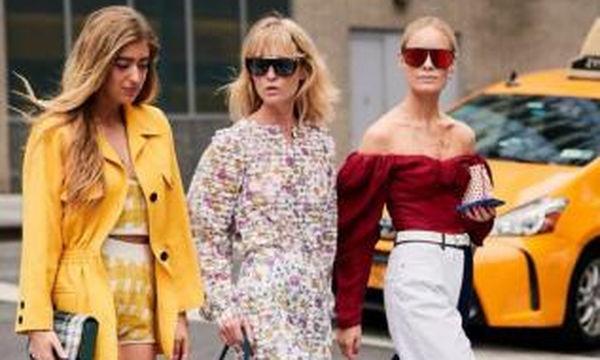 NYFW: Τα highlights από το street style στη Νέα Υόρκη