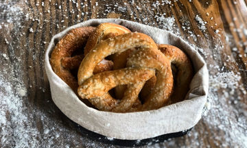 Συνταγή για νόστιμα και αυθεντικά pretzel - Ιδανικά για κολατσιό στο σχολείο