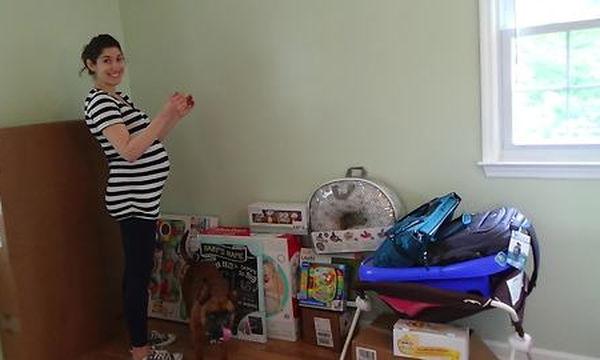 Εκπληκτικό βίντεο: Η εγκυμοσύνη 41 εβδομάδων μέσα σε 3 λεπτά