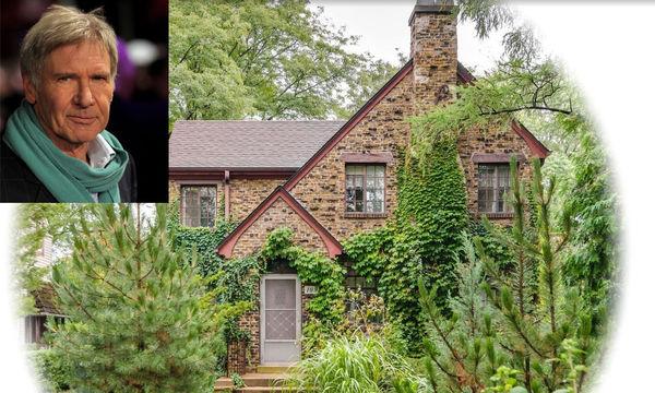 To πατρικό του Harrison Ford που χτίστηκε το 1922 πωλείται για πρώτη φορά
