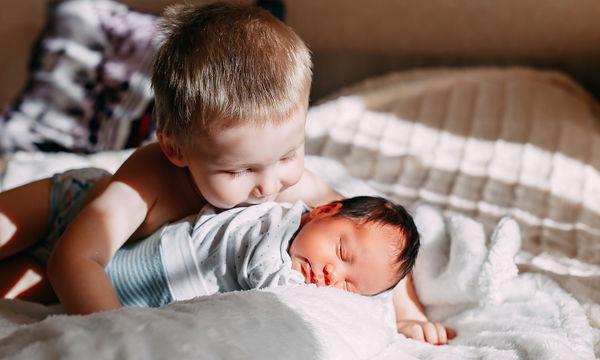 577f1452e05 Ποια είναι η ιδανική διαφορά ηλικίας ανάμεσα στα αδέλφια ...