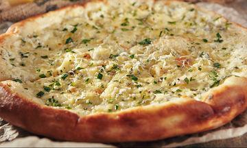 Σας αρέσει το κουνουπίδι; Φτιάξτε μια υγιεινότατη πίτσα! (vid)