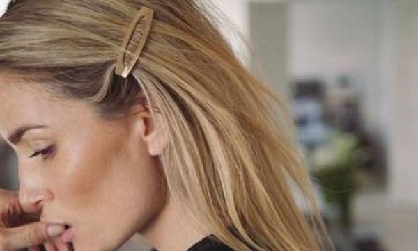 Τα παιδικά τσιμπιδάκια θα φανούν και πάλι χρήσιμα για τα μαλλιά σου
