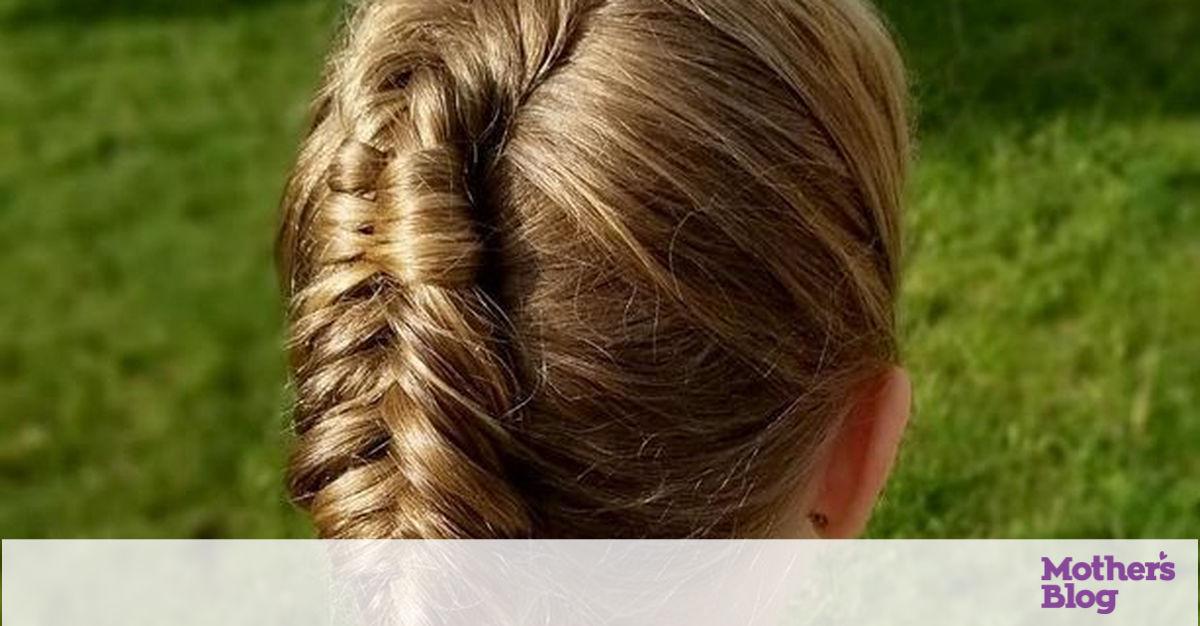 Υπέροχα και εύκολα χτενίσματα (με πλεξούδες) για κορίτσια (pics) -  Mothersblog.gr 809c61bb512